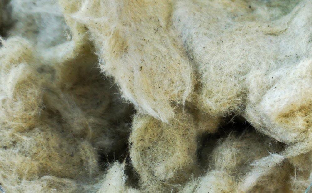 laine de roche pour isoler la maison
